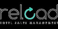 Increase In Direct Sales & Online Hotel Reservations - Reload Hotel Sales Management - Logo