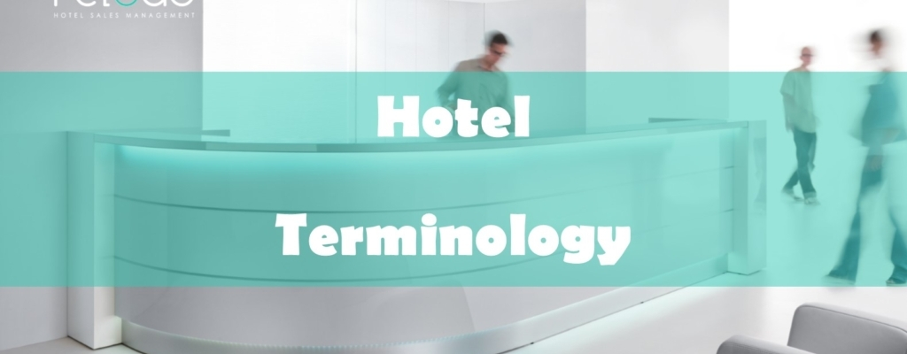 hotel terminology and glossary